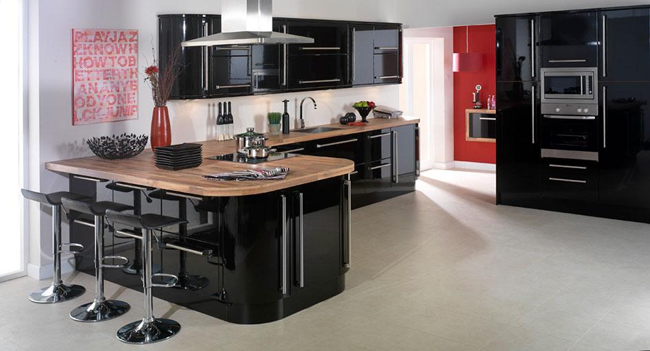 3D Solutions Black Gloss
